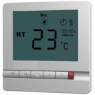 Thermostat programmable with additional temperature sensor
