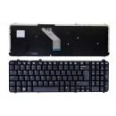 Keyboard HP Pavilion: DV6-1000, DV6-1100, DV6-1200, DV6-1300, DV6-2000, DV6-2100