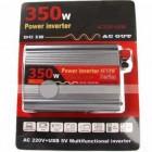 Inverter 12V-220V, 350W
