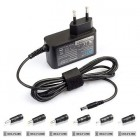 Power supply 220V, 24W: 12V, 2A