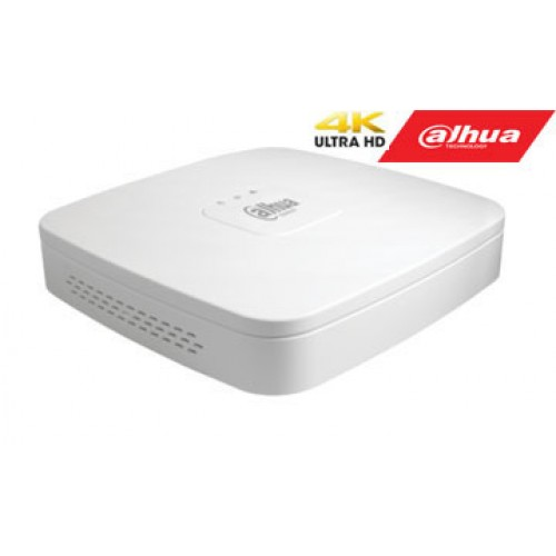 IP Network recorder 4K 4 ch NVR4104-P-4KS2