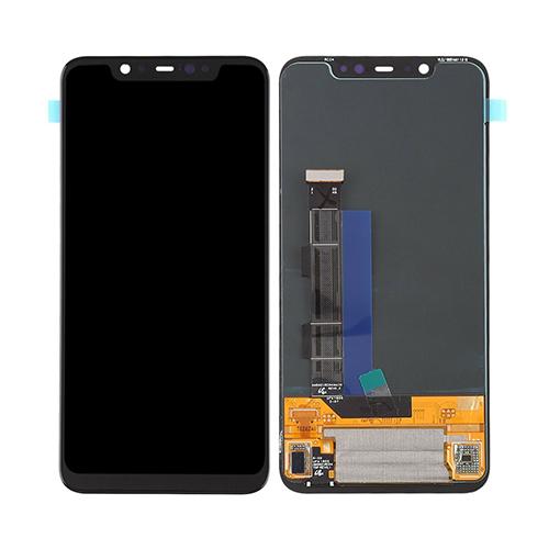 LCD screen Xiaomi Mi 8 Pro (black) ORG
